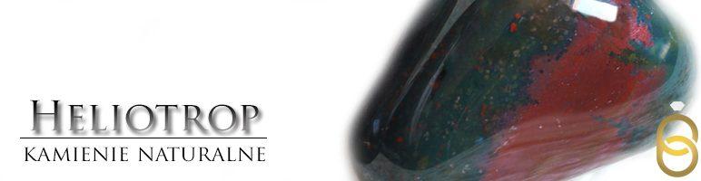 Heliotrop – wyjątkowa odmiana chalcedonu